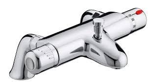 grohe 1000 thermostatic bath shower mixer. bristan artisan thlbsm chrome grohe 1000 thermostatic bath shower mixer