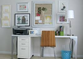 shabby chic office decor. White Shabby Chic Desk Decorative Bulletin Boards Home Office With Art Display Board . Decor