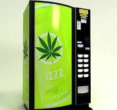 Marijuana Vending Machine Locations Mesmerizing Washington State Getting Marijuana Vending Machines MORON