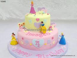 Disney Princess Cake Pretty in pink Cakescrazy