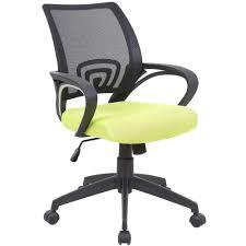 green office chair. Beautiful Office Klipper Mesh Task Office Chair 91101 Cm Height BlackGreen Inside Green Chair