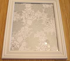 Framed Dry Erase Board Diy Magnetic Dry Erase Board This Silly Girls Kitchen