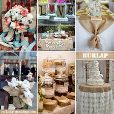 Great Wedding Ideas Using Burlap 1000 Images About Burlap Wedding Ideas On  Pinterest Burlap