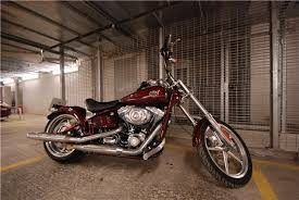 harley davidson rocker c first uk ride visordown