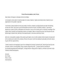 Sample Recommendation Letter For Student From Employer Reference Letter Template For University Model
