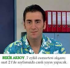 Çiçek Taksi - Bekir Aksoy,yarın akşam saat 21'de diğer... | Fac