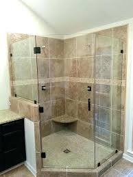 kohler frameless shower door pivot shower doors