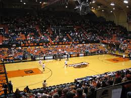 Gill Coliseum Seating Chart Map Seatgeek