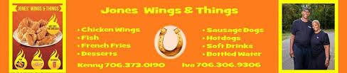Jones Wings & Things - Home | Facebook