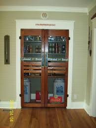 Double Swinging Kitchen Doors What Do You Think Of A Swinging Door Into A Pantry