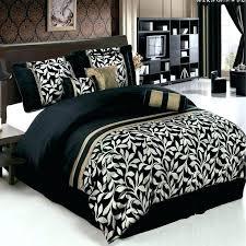 black and gold bedding sets black gold comforter set black and gold comforter sets king best
