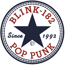 Blink-182 x Converse logo = awesome | Bands in 2018 | Blink 182 ...