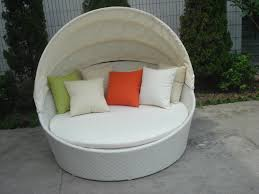 modern outdoor furniture daybed  attractive and playful modern