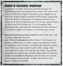 last but not least we d be remiss in not mentioning endless fury an avenger gatling cannon that ll scythe through hordes and heavy infantry alike with a