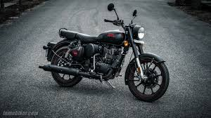 Royal Enfield Classic 350 BS6 Stealth ...