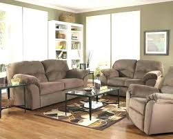brown sofa living room couch colors with light leather wall color area rug for dark