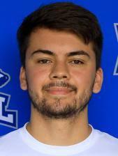 Alexander Baca 2019 Men's Soccer - Reserves Roster   Bethel ...