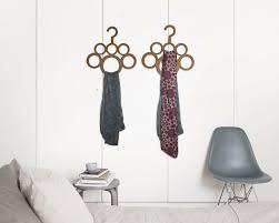 laser cut scarf hanger display
