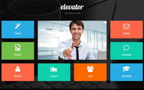 Metro Template 30 Best Free Bootstrap Templates For Your Next Web Project