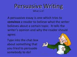 th grade writing strategies class persuasive writing persuasive writing