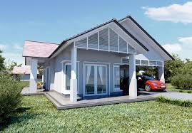 Design Rumah Moden Bentuk Rumah Banglo Reka Bentuk Rumah Terkini House
