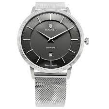 Купить <b>Часы Wainer WA</b>.11611-<b>B</b> Bach в Москве, Спб. Цена, фото ...