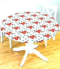 round vinyl tablecloth party city table covers with tablecloths elastic rectangle square t round vinyl tablecloth elastic