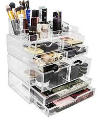 image is loading sorbus makeup storage case set x large display