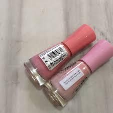 Bourjois Dva Růžové Laky Na Nehty