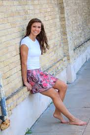 Pretty girl feet teen