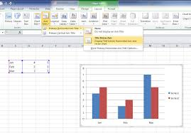 add axis labels excel 2007 2010