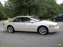 2002 White Diamond Cadillac Seville SLS #31850983 Photo #5 ...