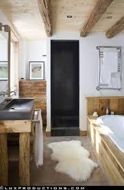 Exciting Rustic Modern Bathroom Ideas Photo Inspiration
