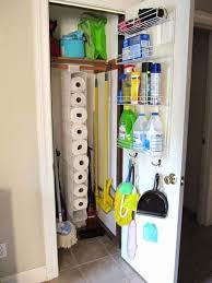 Bathroom Closet Organization Ideas Mesmerizing DIY Organization Tips And Project Ideas Clean Organized