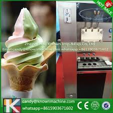 Self Service Ice Cream Vending Machine Mesmerizing Selfservice Automatic Soft Ice Cream Vending Machine Family