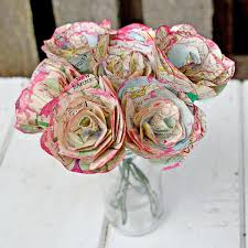 Paper Flower Craft Ideas 8 Flower Craft Ideas For Mothers Day Makeetc Com