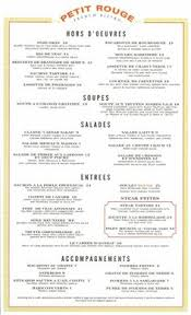 french menu template menu templates work stuff pinterest menu templates menu and
