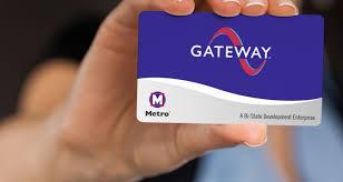 Metrolink Ticket Vending Machine Enchanting Metro Tests Gateway Card At Select Ticket Vending Machines Metro