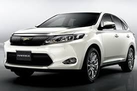 new car releases 2016 singaporeNew Toyota Harrier Car Prices Photos Specs Features Singapore