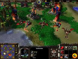 warcraft iii reign of chaos pc video games