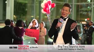 Big Two Toyota Scion Commercial - YouTube