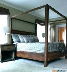 black canopy bed frame – 7travelblog.info