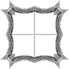 white window frame png.  Frame Decorative Window Frame And White Window Frame Png