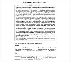 purchase agreement sample 11 purchase agreement templates free sample example format