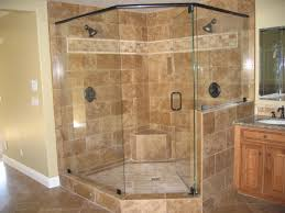 bathroom remodeling ideas for corner showers | ... road king stalls showers  and photos