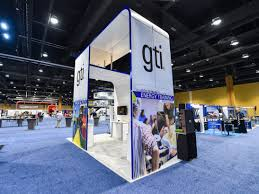 Ion Lighting Orlando 10 X 20 Exhibit Rental At Aga Expo 2017 Gaylord