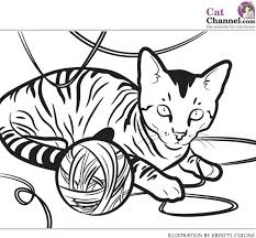 Cats Coloring Pages Top Rated Coloring Pages Cat Images Cat Coloring