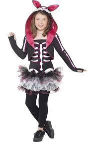Kids Skelly Rabbit Costume S Skeleton Halloween Costume ... Sc 1 St The  Halloween   Aaasne