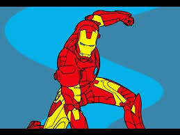 Small Picture Iron Man Avengers Coloring Games YouTube
