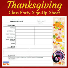 Sign Up Sheet For Thanksgiving Potluck 15 Thanksgiving Potluck Signup Sheet Proposal Technology